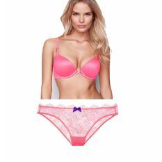 Mua Bọ Đò Lót Victoria S Secret Bombshell Add 2 Cup Push Up Baq102 Hồng
