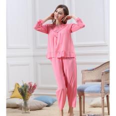 Chiết Khấu Bộ Đồ Ngủ Nữ Cotton Yaoting Bd 6109Z Hồng Đao Hà Nội