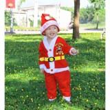 Bộ đồ Noel mừng giáng sinh cho bé trai  ( 3 Tuổi) Kmdeal