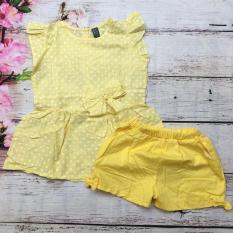 Mua Bộ Vải Kate Chấm Bi Tay Tien Từ 24Kg Đến 38Kg Bg287 Trực Tuyến Hồ Chí Minh