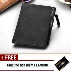 Cửa Hàng Bop Vi Nam Đứng Da Pu Flancoo S0201 Đen Tặng Kem Thẻ Tich Điểm Flancoo Flancoo Trong Vietnam