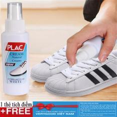 Hình ảnh Chai xịt tẩy trắng giày dép túi xách 100ml + Tặng kèm thẻ tích điểm Verygood