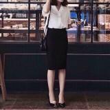 Mua Chan Vay Cong Sở Dang Dai Qua Gối Xẻ Sau Nhiều Size Trong Việt Nam