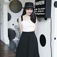 Giá Bán Chan Vay Nữ Set Chan Vay Xoe Ao Hai Day Xinh Xắn Mới Rẻ