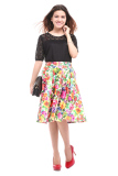 Giá Bán Chan Vay Xoe 139 Fashion Vx004 139 Fashion Mới