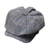 Giá Bán Classic Newsboy Cabbie Gatsby Hat Flat Ivy Cap Golf Tweed Wool Driving Beret Hat Grey Intl Nhãn Hiệu Unbranded