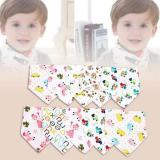 COMBO 10 chiếc khăn tam giác quàng cổ cho bé