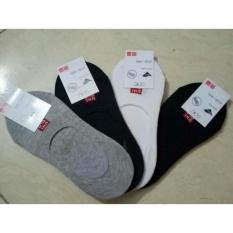 Combo 10 đôi tất nam cổ ngắn giày lười Uni Nhật Bản chất đẹp giá rẻ | Vớ nam cổ ngắn chất đẹp giá rẻ