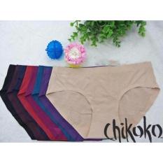 Hình ảnh Combo 10 Quần Lót Thông Hơi Có Size Cho Người Mập ChiKOKO