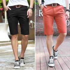 Bán Combo 2 Quần Shorts Kaki Trơn Mway 2Men Shorts 800003V1 B Or Đen Ca Rốt Trực Tuyến Trong Việt Nam