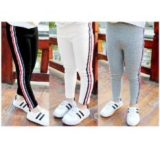 Hình ảnh Combo 3 quần legging chạy viền cho bé gái