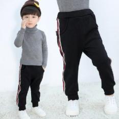 Hình ảnh Combo 3 quần viền thu đông cho bé trai