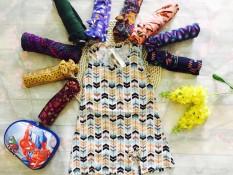 Giá bán Combo 4 Váy cotton xẻ chân cho bé gái 1 tuổi 8-10kg size 1 ( Mầu sắc bất kỳ)