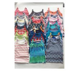 Giá bán Combo 5 áo hai dây bé gái size 3 từ 12-15kg - combo NHIỀU BỘ QUYÊN