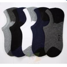 Combo 5 đôi vớ lười nam tiện lợi (Đủ màu)