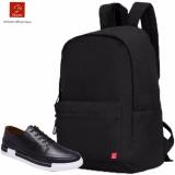 Giá Bán Combo Balo Classical Bll002Ba Giay Sneaker Gs036Ba Đen Cb017 Tốt Nhất