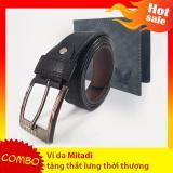 Chiết Khấu Combo Tvl01 Vi Mitadi Thắt Lưng Đen