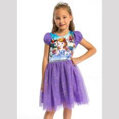 Đầm Be Gai Disney Sofia Sfdr 0019 Rẻ