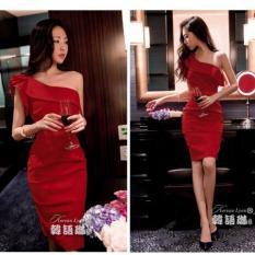 Bán Mua Đầm Body Dự Tiệc Hở Vai Cach Điệu Keti By6111 Mới Hồ Chí Minh
