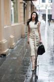 Đầm Body Sat Nach Kem Nịch Khoen D Minh Minh Tâm Rẻ Trong Hồ Chí Minh