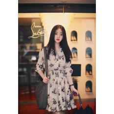 Đầm Chiffon Tay Dai Oem Chiết Khấu