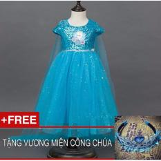 Mã Khuyến Mại Đầm Cong Chua Elsa Kim Tuyến None
