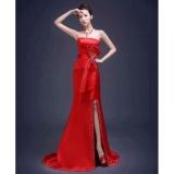 Mua Đầm Dạ Hội Cao Cấp Cup Ngực Xẻ Đui Cao Hana Fashion Đỏ Oem