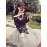 Mua Đầm Dự Tiệc Nữ Trễ Vai Hana Fashion Trực Tuyến Hồ Chí Minh