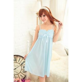 Đầm ngủ phi phối băng ren ngực CDAN23 Kim Phát (xanh) thumbnail