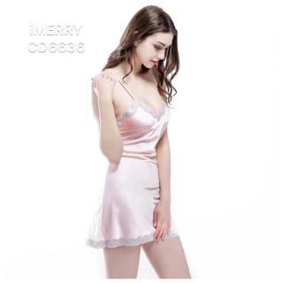 Đầm ngủ vải lụa CD6636 thumbnail