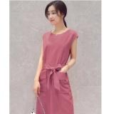 Ôn Tập Đầm Nữ Thắt Nơ Mẫu Mới Sodoha Smvr3358P Trong Hà Nội