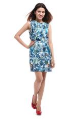 Bán Đầm Om139 Fashion Do011 Xanh Vietnam Rẻ
