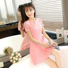 Đầm Ren Kiểu Dang Thời Trang Mốt Mới Mua Xuan Hồng Maihoashop Chiết Khấu 40