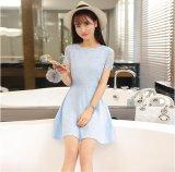 Đầm Ren Kiểu Dang Thời Trang Mốt Mới Mua Xuan Xanh Mai Hoa Chiết Khấu 50