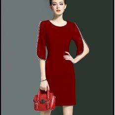Đầm Suong Tay Kết Hạt Sang Trọng 180 Gs2300 Hazara Rẻ Trong Hồ Chí Minh