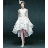 Ôn Tập Trên Đầm Xoe Đuoi Tom Ba Tầng Cao Cấp Hana Fashion