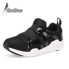 Hình ảnh DeDer Adluts/Kids Fashion Running Shoes Children Outdoor Sport Walking Sneakers Girls and Boys - intl
