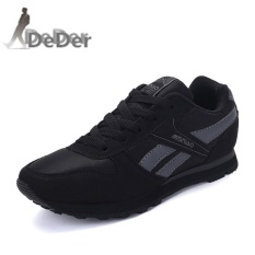 Hình ảnh DeDer Fashion Couple Shoes Adults Street Walking Sneakers Breathable Women/Men Sport Running Shoes Large Size - intl