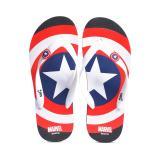 Giá Bán Dep Lao Nam Bitis Marvel Captain America Dlm018111Trg Rẻ