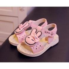 Hình ảnh Dép sandal siêu nhẹ thỏ cute bé 1-3 tuổi