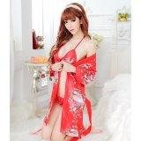 Đồ ngủ kimono quyến rũ - DN035