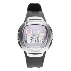 Đồng hồ nam dây nhựa Casio W-210-1AVDF (Đen)