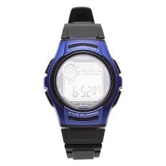 Đồng hồ nam dây nhựa Casio W-213-2AVDF (Đen)