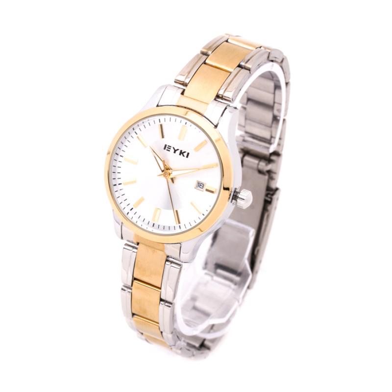 Nơi bán Đồng hồ nữ dây kim loại EYKI EY001 (Vàng)