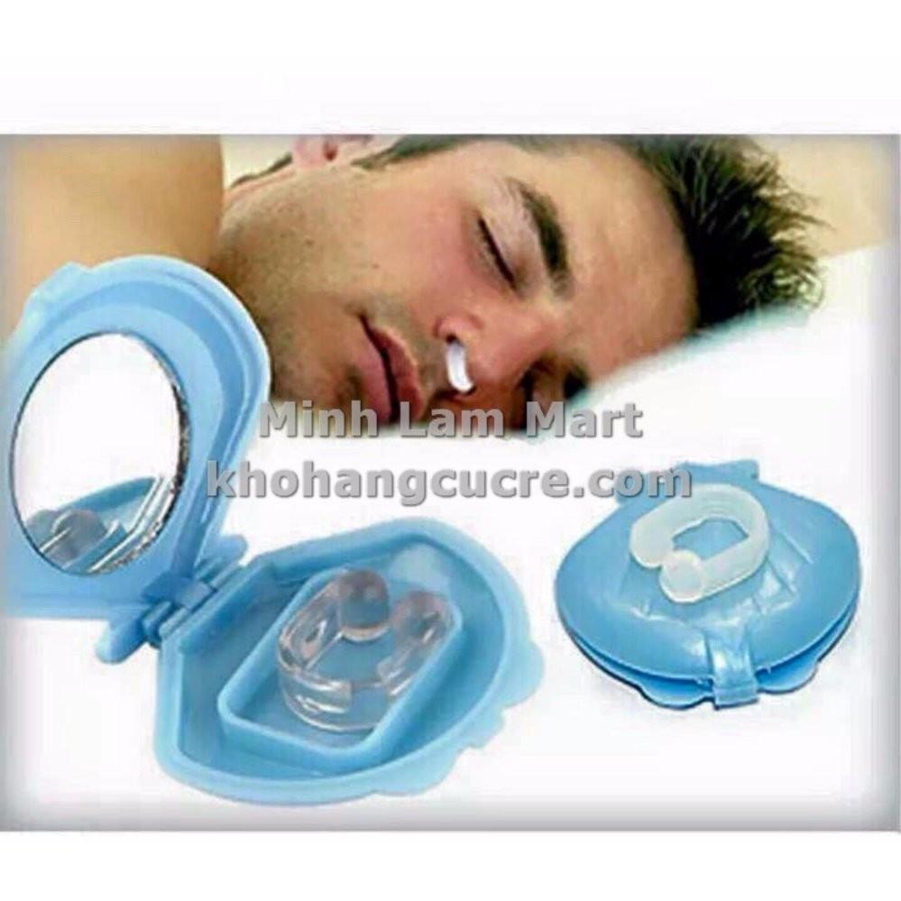 Dụng Cụ Tiện Ích Silicon Chống Ngủ Ngáy Gshn343
