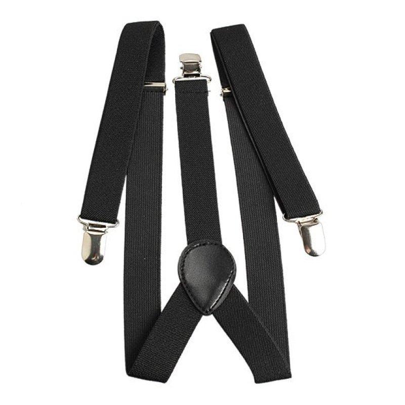 【Crystalawaking】Thun Nẹp Suspender Hình Chữ y có Kẹp Dây cho Tổng Thể Người Lớn Trẻ Em (Quốc Tế)