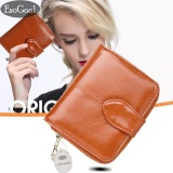 Chiết Khấu Esogoal Women Mini Soft Leather Bifold Clutch Wallet With Id Window Card Sleeve Coin Purse Intl
