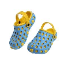 db44ab4c7b8ed4 Eva Women Clog Summer Croc Beach Shoes Hollow Out Sandals Hole ...