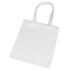 Fashion Women Girl Canvas Shopping Handbag Shoulder Tote Shopper Beach Bag White - intl