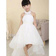 Hình ảnh Đầm công chúacho bé gái - màu trắng